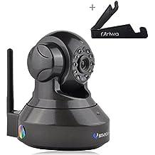Vstarcam C7837WIP 720P HD IP Cámara H.264 Webcam WiFi Inalámbrico PnP P2P AP Pan Tilt IR-Cut Visión Nocturna Detección de Movimiento