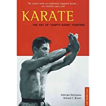 Karate: The Art of Empty-Hand Fighting (Paperback) - Common