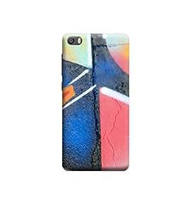 Ebby Premium Printed 3D Designer Back Case Cover For Xiaomi Mi5 (Premium Designer Cae)