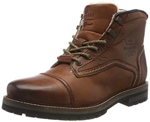 bugatti Herren 321791501200 Klassische Stiefel, Braun, 45 EU