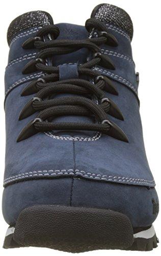 Timberland Herren Euro Sprint Hiker Chukka-Boots Blau (Blue)