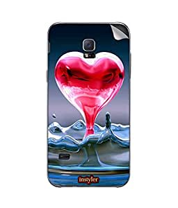 instyler MOBILE STICKER FOR SAMSUNG GALAXY S5 ACTIVE