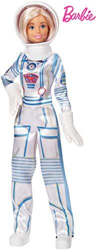 Barbie GFX24 - Berufe 60 Jahre Jubiläums Astronautin Puppe, Puppen Spielzeug ab 3 Jahren (Spielzeug M 60)