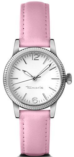Tamaris Damen-Armbanduhr Elli Analog Quarz Leder B11022010