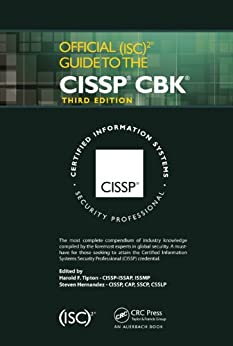 Official (ISC)2 Guide to the CISSP CBK, Third Edition par [Hernandez CISSP, Steven]