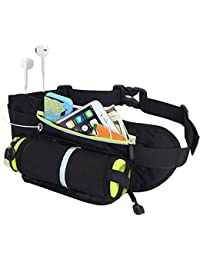 c609545021c Ferry King Waist Bag Fanny Pack for Men Women Water Resistant Outdoor Sport  Travel Pouch Belt