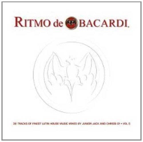 Preisvergleich Produktbild Ritmo de Bacardi Vol.5