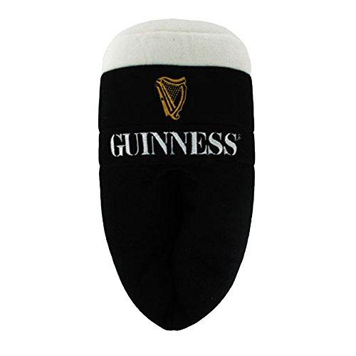 Générique Guinness Chaussons Pantoufles Chauds Homme