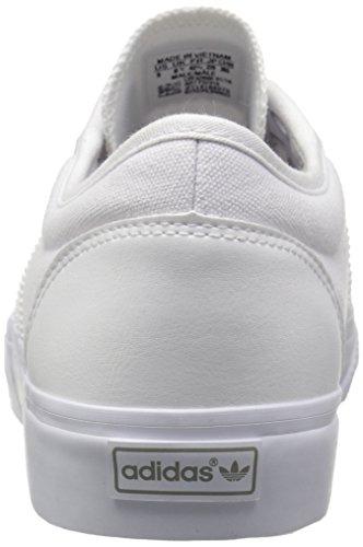 Adidas Adi-ease Skate Shoe, noir / noir / écarlate, 4 M Us Blanc