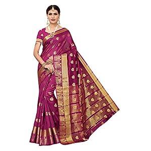 Pisara Women's Cotton Silk Saree