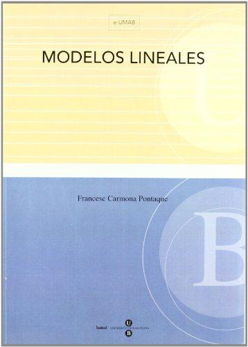 Modelos lineales por Francesc Carmona Pontaque