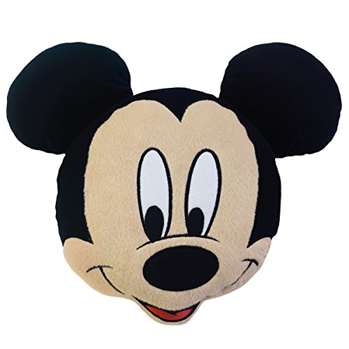 Disney Mickey 042838 3D Kissen Smile, Polyester, 40 x 46 cm