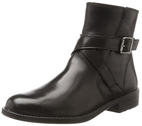 Tamaris Damen 25079 Stiefel, Schwarz (Black), 38 EU