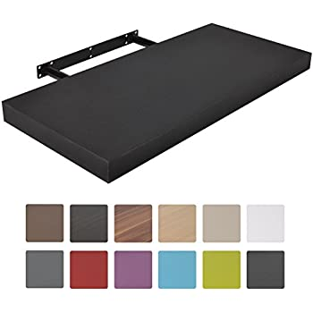 Ikea wandregal schwarz  IKEA LACK Wandregal 30x26 cm schwarz: Amazon.de: Küche & Haushalt