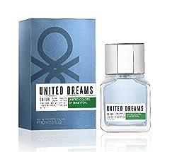 United Colors of Benetton United Dreams Go Far Eau De Toilette, 60ml