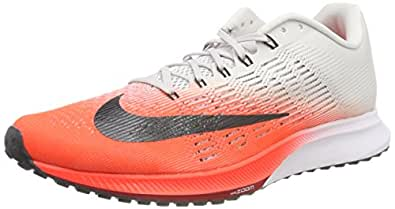 Nike Air Zoom Elite 9, Scarpe da Fitness Uomo, Multicolore (Total Crimson/Anthra 802), 44 EU