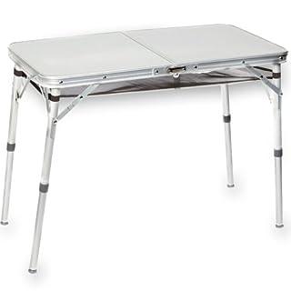 Alu Campingtisch mit abn. Tischbeine 80 X 40 cm