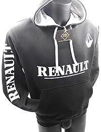 ALOBA Sudadera Renault Sport, fabricacion y Envio Desde España, Maxima Calidad y Talla Europea. Clio,…