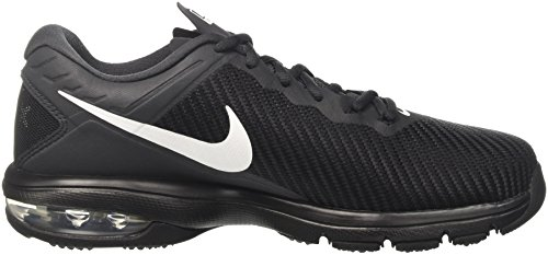 Nike Air Max Full Ride TR 1.5, Scarpe da Fitness Uomo Nero (BlackWhiteanthracite 010)