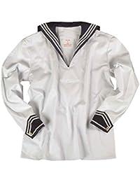 BW Marinehemd weiß m.Marinekragen