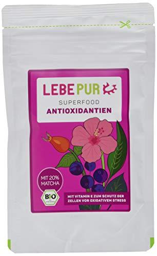 Lebepur Antioxidantien - Bio, 2er Pack (2 x 125 g)