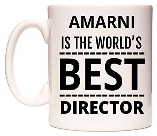 AMARNI Is The World's BEST Director Becher von WeDoMugs