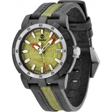 Timberland TBL.13323MPBS/24 - Reloj para mujeres, correa de diversos materiales color verde