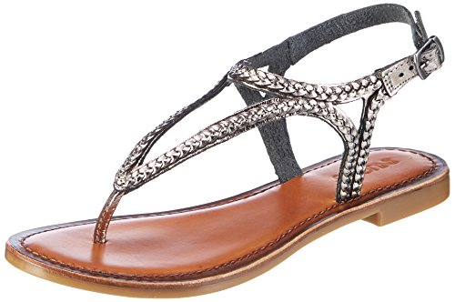 Inuovo - 7340, Infradito Donna Silber (Pewter)