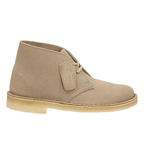 Clarks Desert Boot.,  Giallo (Clarks Womens Desert Boot)