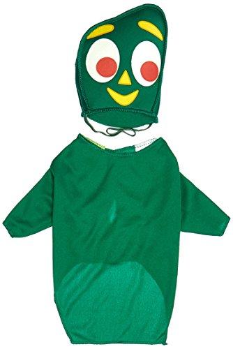 Rasta Imposta (SIOIA Gumby Hunde-Kostüm, X-Small (Rasta Hund Kostüme)