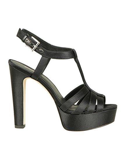 Michael Kors - Sandalias de vestir para mujer Negro negro 39 Si6atkA