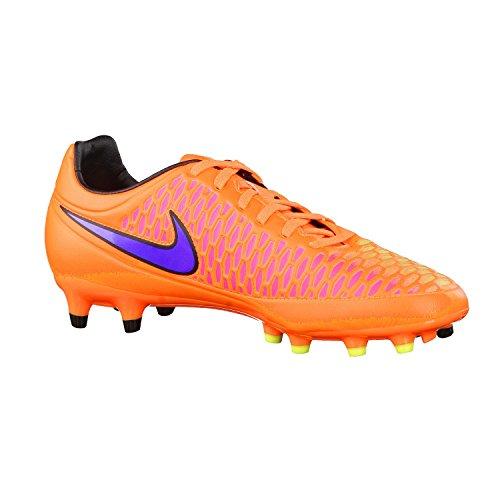 Nike Magista Orden FG Herren Fußballschuhe orange - gelb - rosa - violett