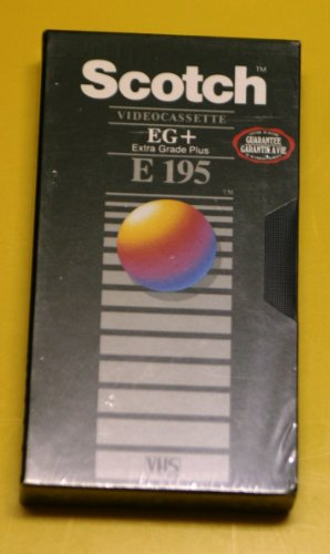 scotch-e195-blank-video-cassette