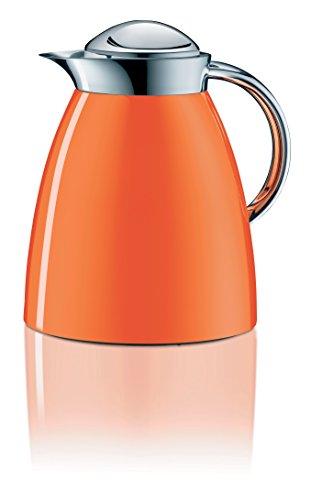 Alfi 3551.204.100 Isolierkanne Gusto Tea, 1 L, Metall, 16,6 x 20 x 22 cm, sweet mango