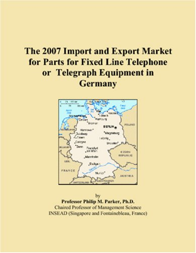 The 2007 Import and Export Market for Parts for Fixed Line Telephone or Telegraph Equipment in Germany