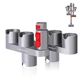 Zubehör Halter Organizer Dockingstation kompatibel mit Dyson V10 V8 V7 Staubsauger Zubehörteile Halterung (2 Stück)