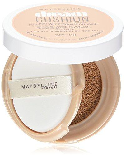 Maybelline Dream Cushion - Flüssige Foundation SPF 20, Sun Beige 48 , 14.6 g