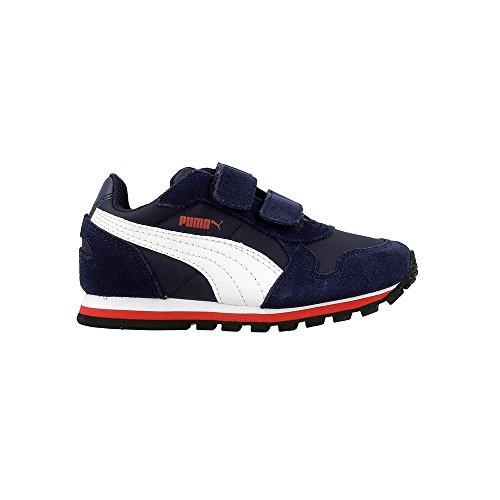 Puma - ST Runner - 36073703 - Couleur: Bleu marine - Pointure: 34.5