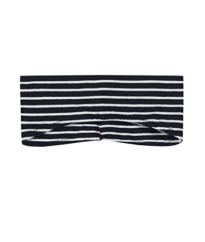 Döll Döll Unisex Baby Schal Stirnband Jersey Blau (total Eclipse 3000), Herstellergröße: 47