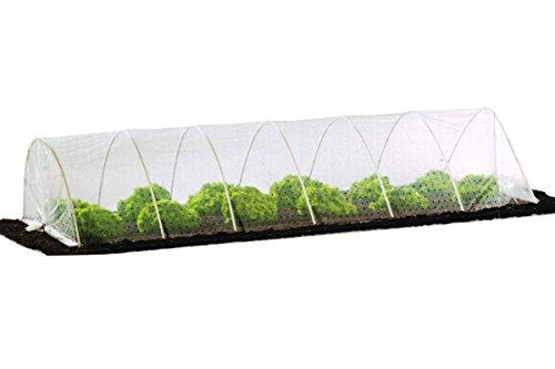 Florabest® Frühbeet Schutztunnel - Garten Pflanzenschutz - Gewächshaus Effekt