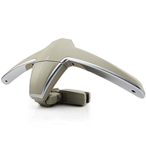 Preisvergleich Produktbild LeaningTech LTC ® 3 in 1 Abnehmbar KFZ Kleiderbügel Aufhänger Mehrzweck Anzug Kleider Taschen Aufbewahrung Halter Haken für Auto Kopfstütze Beige