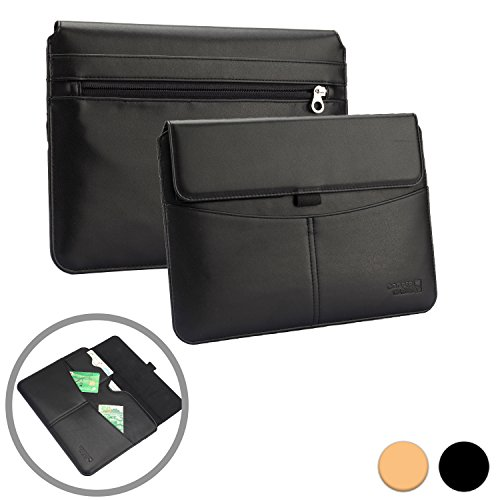 Nvidia Shield Tablet / LTE Custodia, COOPER ENVELOPE Borsa Stile Messenger da Viaggio con Apertura (Messenger Folio)