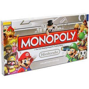 It is most suitable as overseas edition Nintendo Super Mario Monopoly English teaching materials parallel import goods (japan import)