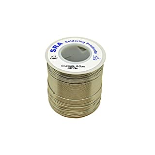 SRA Soldering Products WBCENV32 Lead Free Acid Core Envirosafe Solder .032-Inch, 1-Pound Spool