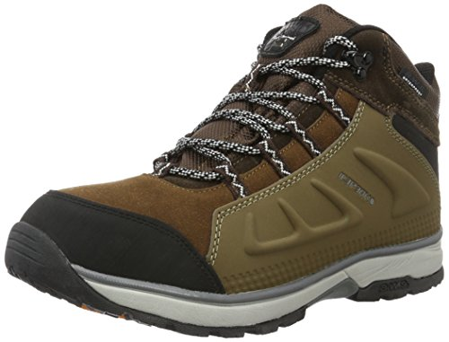 Ice Peak Wulstan, Baskets Basses Homme Marron - Braun (190 Dark Brown)