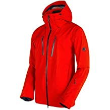 Mammut ANORAK STONEY HS HOMBRE SPICY - Anorak, Hombre, Naranja - (SPICY)