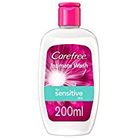 CAREFREE, Intimate Wash Sensitive 200ml