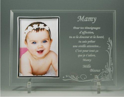Cadre Photo Mamy – (Cadeau Mamy Baptême & Communion)
