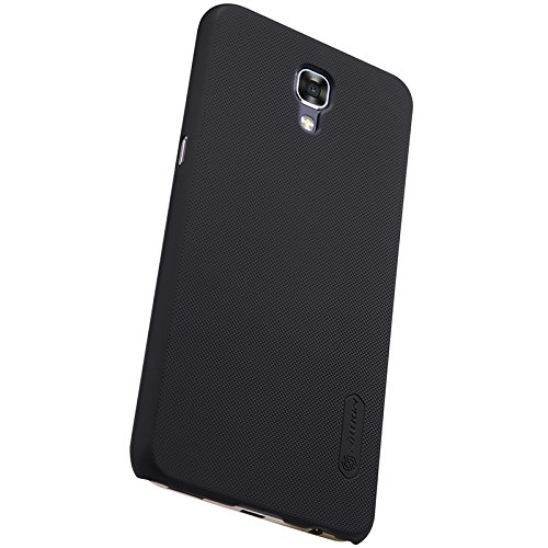 PES Rubberised Matte Hard Case Back Case Cover For LG X screen – Black