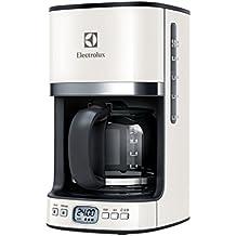 Electrolux EKF7500W - Cafetera en acero inoxidable